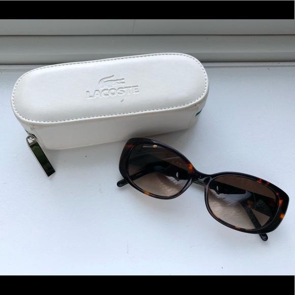 2f0e4724037a Lacoste Accessories - Lacoste Sunglasses with case